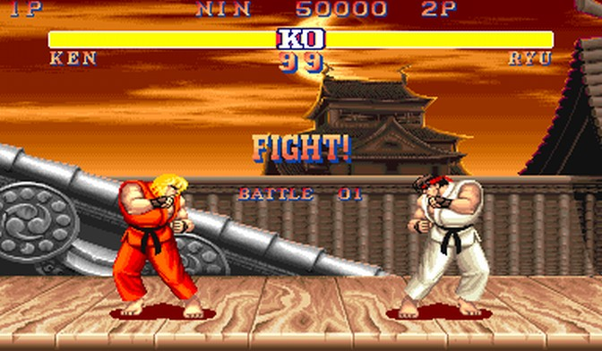Street Fighter Alpha Video Game  TV Tropes